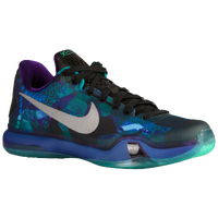 Nike Kobe X - Men's -  Kobe Bryant - Green / Purple