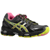 ASICS� Gel - Nimbus 14 - Women's - Black / Light Green