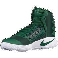 Sale Nike Basketball Shoes White Dark Green   Final-Score