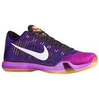 Nike Kobe 10 Elite Low - Men's -  Kobe Bryant - Purple / White