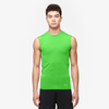 Eastbay EVAPOR Sleeveless Compression Crew - Men's - Light Green / Light Green