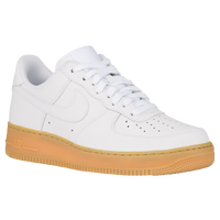 Nike Air Force 1 Low - Men's - White / Tan