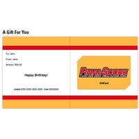 Final-Score E-mail GiftCard