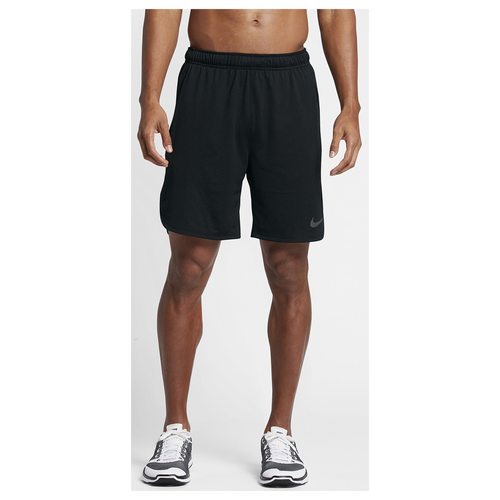 Nike Dry Vent Training Shorts - Men's - Nike - Clothing - Pure Platinum/ Black