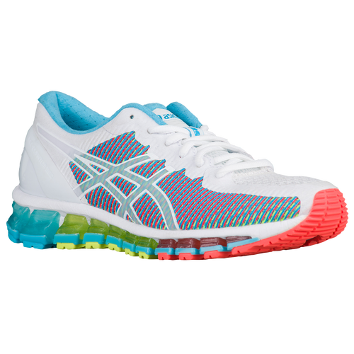 ASICS? GEL-Quantum 360 - Women's Running Shoes - White/Snow/Flash Coral 660100