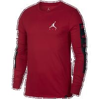 d2e6a4f79a6b Jordan Long Sleeve Shirts | Champs Sports