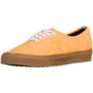 Vans Authentic - Men's Casual - Citrus/Gum A38EMMQT